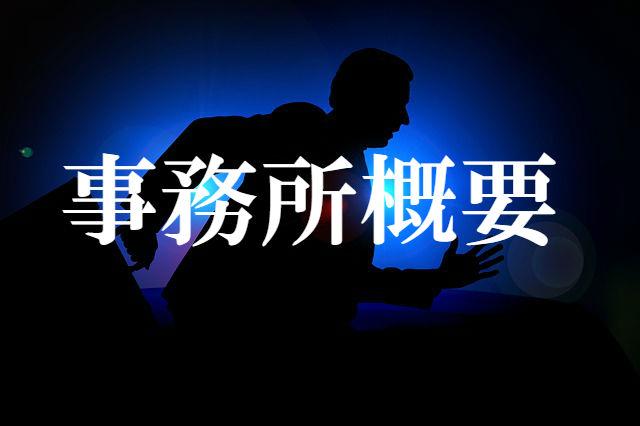 事務所概要【会社・個人向けの徳島の税理士事務所】